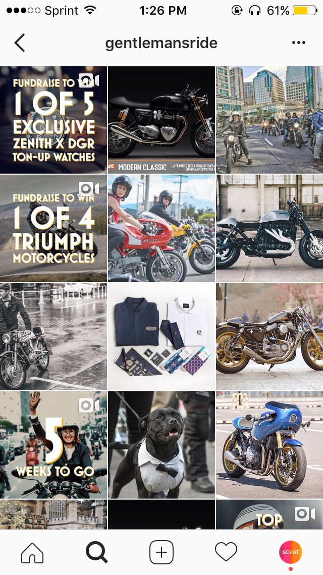 SCOUT | 10 Best Motorcycle Instagram Accounts To Follow