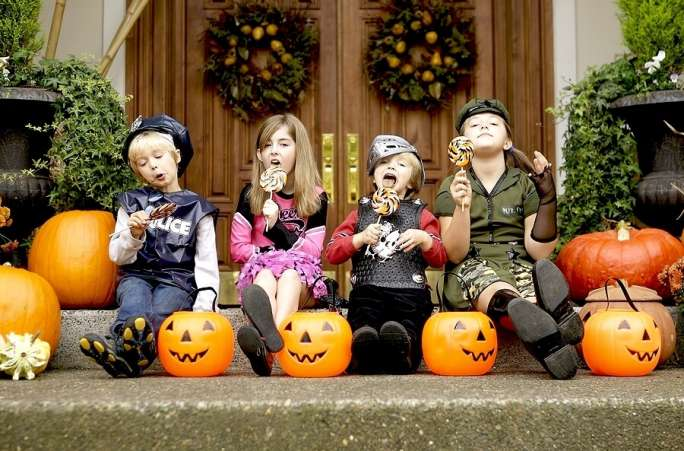 photo by familyeducation - Halloween Kids Images