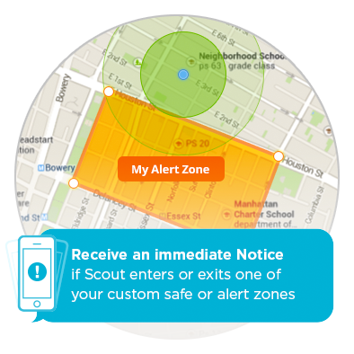 Scout Zones