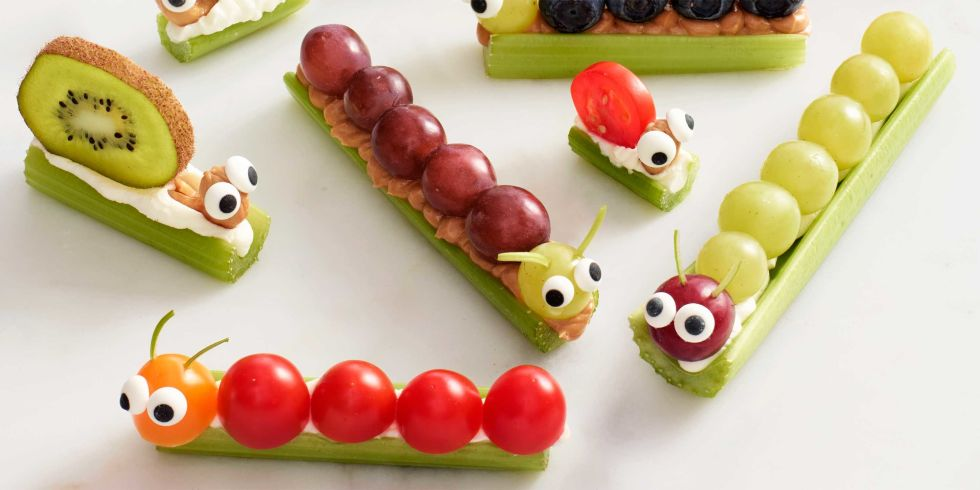 Mini Kid Party Food