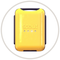 Scout Tracker - Yellow